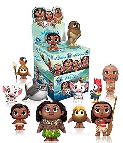 Disney's Moana Mystery Minis x1 Random