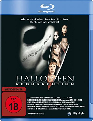 ion [Blu-ray] (Halloween, Jamie Lee Curtis Film)