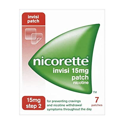 Nicorette Step 1 25 mg Invisi Patch (Pack of 14) by J&J Msd Cons Pharm
