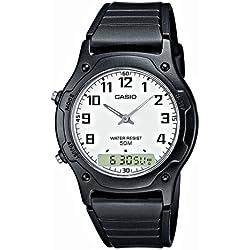 Casio Unisex WatchAW-49H-7BVEF
