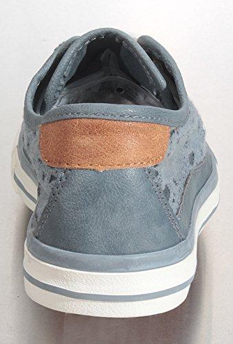 Mustang 1146-303-875, Sneakers Basses Femme Sky