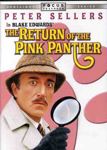 Return of the Pink Panther [DVD] [US Import]