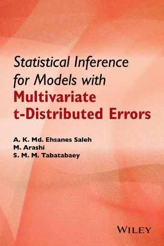 Descargar En Utorrent Statistical Inference for Models with Multivariate t-Distributed Errors Como PDF
