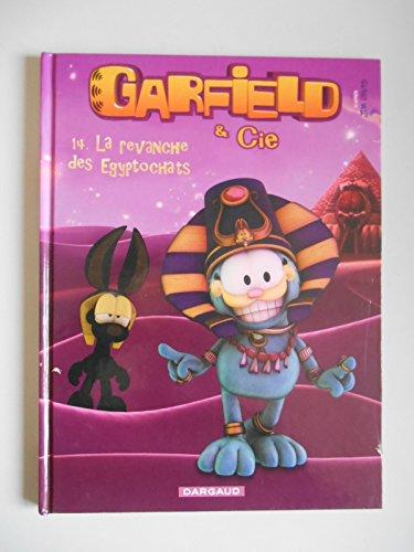 Garfield et Cie T 14 La revanche des Egyptochats / Davis / Réf43080