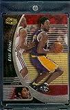 Best Kobe Bryant Rookie Cards - 1998 Upper Deck Ionix # 31 Kobe Bryant Review