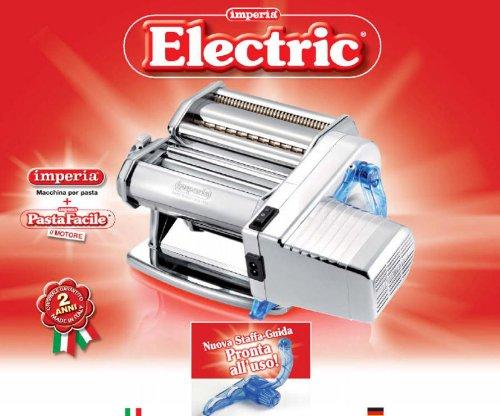 Imperia Nudelmaschine iPasta Electric mit Motor