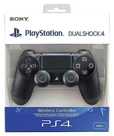 Sony - DualShock 4 Negro V2 (PS4)