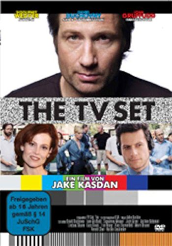 Bild von The TV Set [Blu-ray]