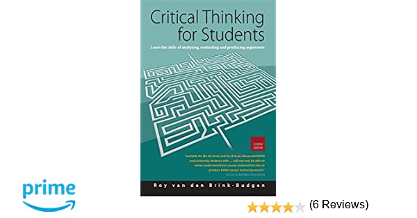 critical thinking introduction alec fisher