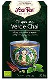 Yogi Tea Té Verde Chai - 17 unidades