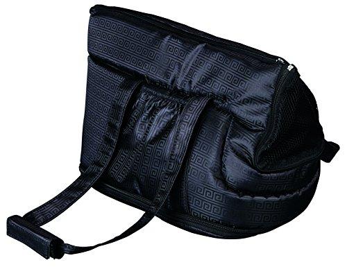 Trixie 36211 Tasche Riva, 26 × 30 × 45 cm, schwarz
