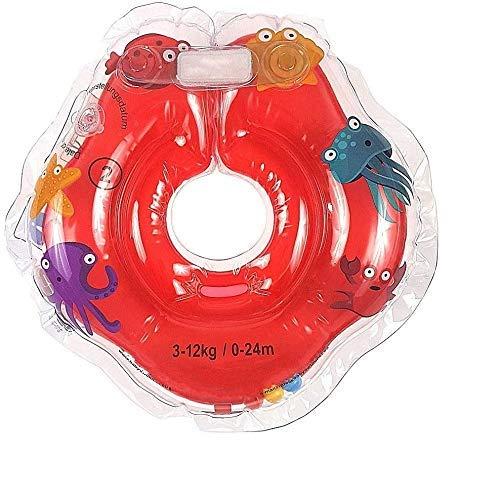 XUELIEE Kleinkind Kinder Schwimmender Schwimmen Ring Aufblasbarer Baby Schwimmring