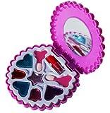 Its Girls Stuff Glitter Make Up Set With Mirror