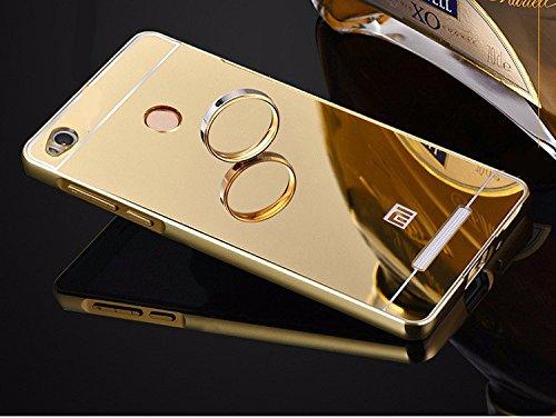 reputable site 16dd0 d0cf3 Buy CEDO Premium Luxury Metal Bumper Acrylic Mirror Back Cover Case ...