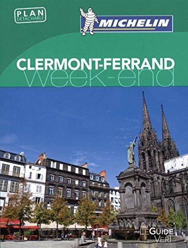 Guide Vert Week-End Clermont-Ferrand Michelin