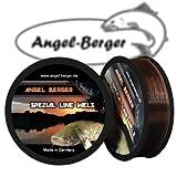 Angel-Berger Spezial Line Angelschnur Zielfischschnur Aal, Forelle, Hecht, Zander, Karpfen, Dorsch, Weissfisch (Wels, 0,50mm / 20,50Kg)