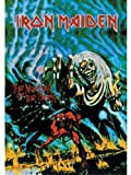 Poster Fahne Iron Maiden The Number of The Beast
