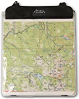 Andes PVC Clear Waterproof Map Case Camping Hiking Equipment Transparent Holder