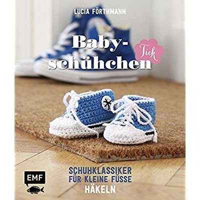PDF] Babyschühchen-Tick: Schuhklassiker für kleine Füße häkeln ...