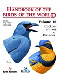 Handbook of the Birds of the World. Vol.10: Cuckoo Shrikes to Thrushes
