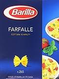 Barilla - Farfalle, Pasta di Semola di Grano Duro - 500 g