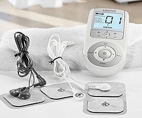 SANITAS Digitales Elektrostimulationsgerät SEM 44 EMS TENS