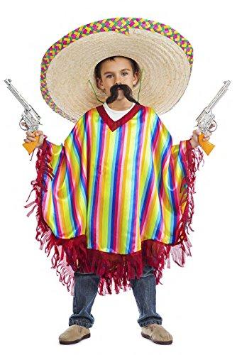 Imagen de disfraz mejicano talla 7 9 años tamaño infantil