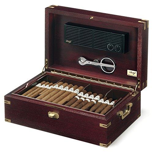davidoff-da90648-humidor-cofanetto-premium-umidificatore-per-sigari-no-4-marine-mogano-rosso