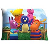 20x30 inch 50x76 cm bedding pillow case Polyester and Cotton Custom Supreme The Backyardigans