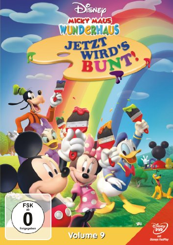 s, Volume 09 - Jetzt wird's bunt! ()