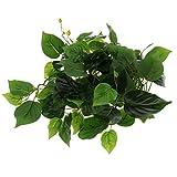 Homyl Künstliche Kletterpflanze Dekopflanze Reben für Terrarium - Typ 1