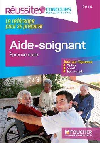 Concours Aide-soignant - Epreuve orale 2...