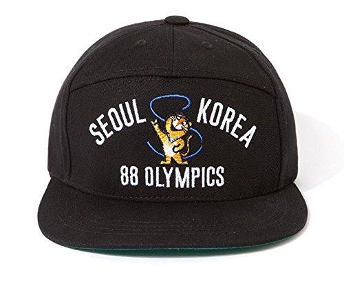 41c7be220dc Sassy Pippi BigBang GD s Seoul Korea 88 Olympics Snapback
