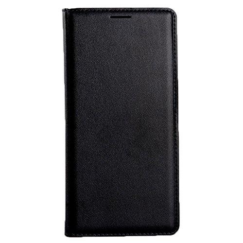 wkae Schutzhülle Fall & Schutzhülle für Samsung Galaxy S6Litchi Textur Horizontal Flip Leder Schutzhülle mit Kredit Karte Black