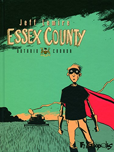 Essex County: Ontario, Canada par Jeff Lemire