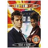 Doctor Who Make A Scene Sticker Book