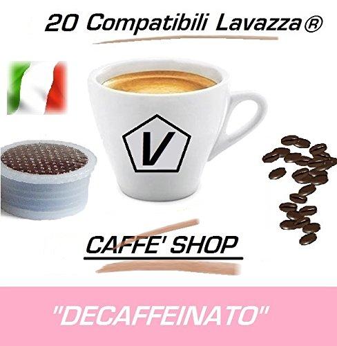 Cápsulas compatibles Lavazza Espresso Point® (FAP), Cápsulas Mezcla'Descafeinado' Linea Espresso...