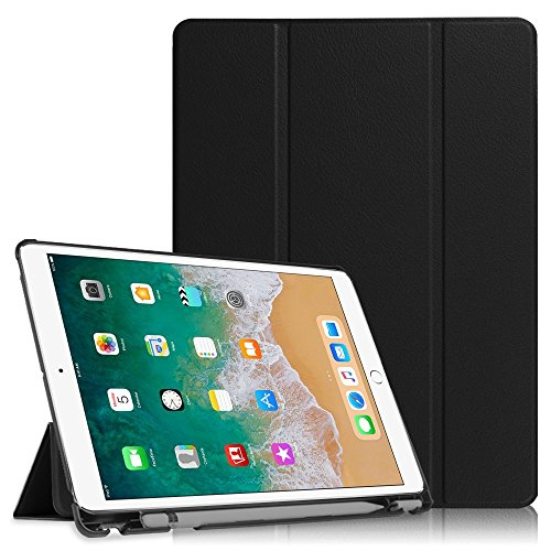 Fintie iPad Pro 10.5 Case with Built-in Apple Pencil Holder - [SlimShell]...