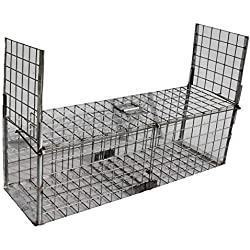 TRAPGALLIER piège Cage spécial ragondins ou Animaux Taille similaire