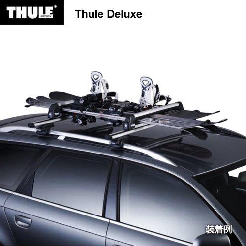 Portasci Thule 726 Deluxe