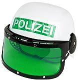 Polizei-Einsatz-Helm m. Visier