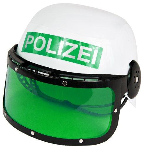 m. Visier (Polizei Halloween-sicherheit)