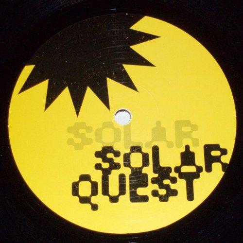 Solar Quest - One Nation - SSR Records - 12 ssr 122