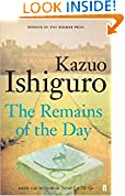 #3: The Remains of the Day: Booker Prize Winner 1989