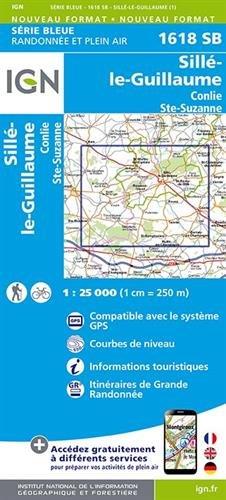 Sille-le-Guillaume/Conlie/Ste-Suzanne : 1618sb