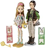 Mattel Ever After High BFX07 - Puppen Geschenkset, 2-er Pack