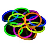 200 Glow Sticks in Mixed Colours & 200 Bracelets Connectors - The Glowhouse Brand