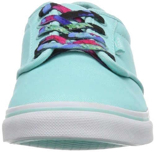 Vans W Atwood Low, Baskets mode femme Bleu (Mint/Multi)