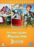 Gnomeo & Juliet/A Monster Paris In Paris/Justin... [DVD]