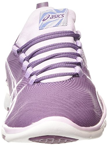 Asics Gel-Fit Sana 2, Chaussures Multisport Outdoor Femme Violet (purple Grape/ice Blue/lilac 3544)
